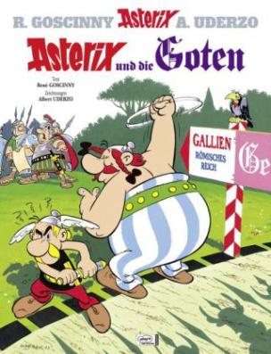 Asterix - Asterix und die Goten