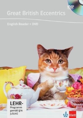 Great British Eccentrics, w. DVD