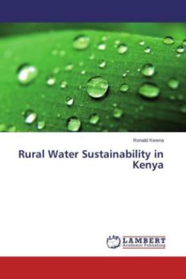 Rural Water Sustainability in Kenya
