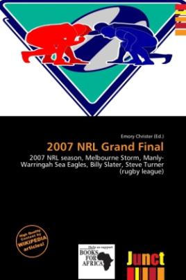 2007 NRL Grand Final
