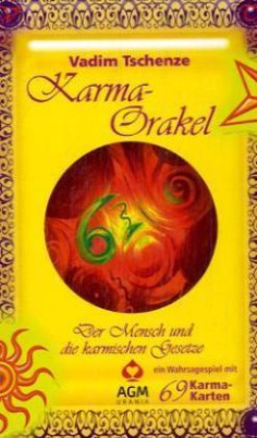 Karma-Orakel, m. Karma-Karten