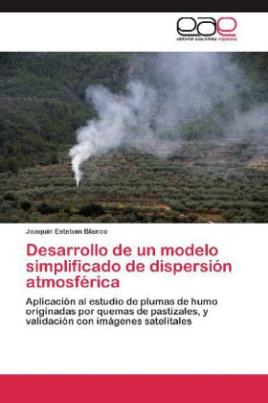 Desarrollo de un modelo simplificado de dispersión atmosférica