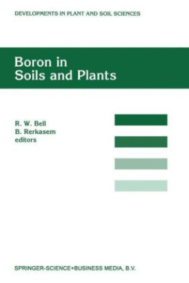 Boron in Soils and Plants