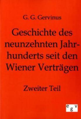 Geschichte des neunzehnten Jahrhunderts. Bd.2