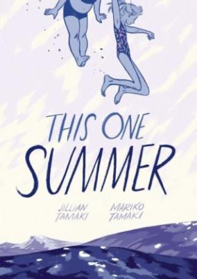 This One Summer. Ein Sommer am See, englische Ausgabe