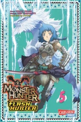 Monster Hunter Flash Hunter. Bd.5