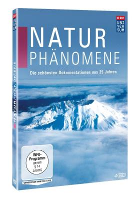 Naturphänomene - Die schönsten Dokumentationen aus 25 Jahren