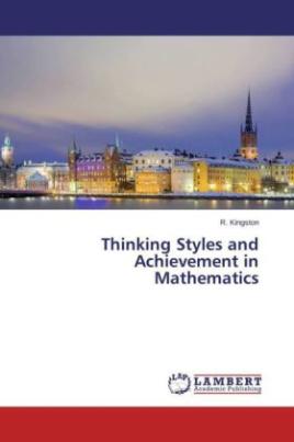 Thinking Styles and Achievement in Mathematics