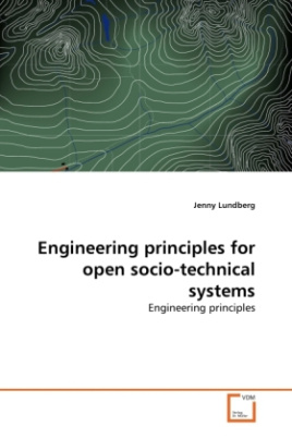 Engineering principles for open socio-technical systems