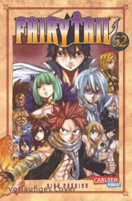 Fairy Tail. Bd.52
