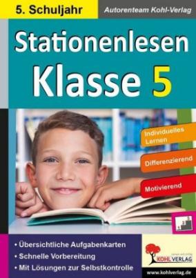 Stationenlesen Klasse 5