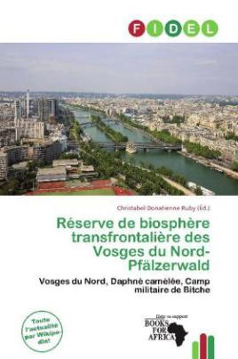 Réserve de biosphère transfrontalière des Vosges du Nord-Pfälzerwald