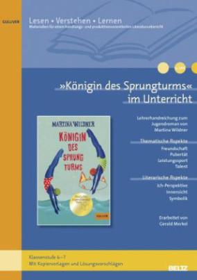 """""""Königin des Sprungturms"""" im Unterricht"""