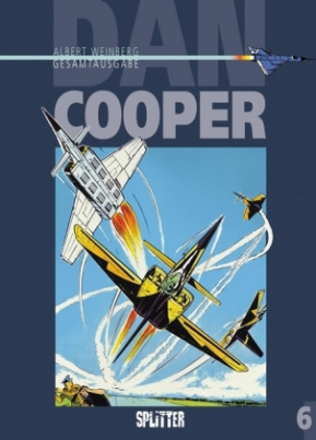 Dan Cooper Gesamtausgabe. Bd.6