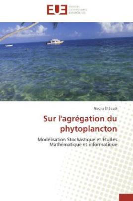 Sur l'agrégation du phytoplancton