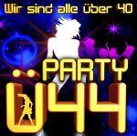 Party Ü44-Wir sind all über 40
