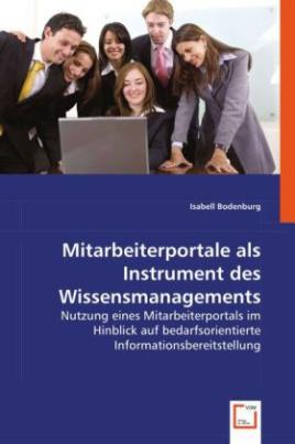 Mitarbeiterportale als Instrument des Wissensmanagements