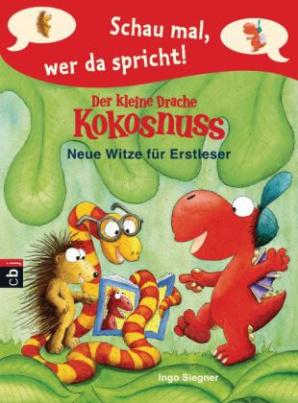 Schau mal, wer da spricht - Der kleine Drache Kokosnuss, Neue Witze für Erstleser