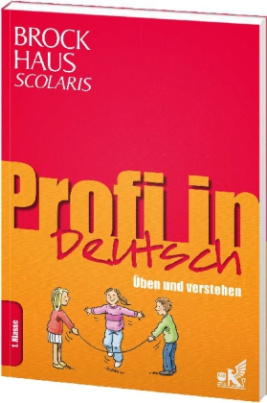 Brockhaus Scolaris Profi in Deutsch 1. Klasse