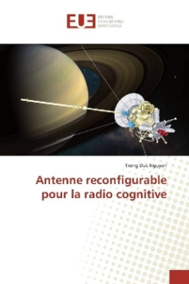 Antenne reconfigurable pour la radio cognitive