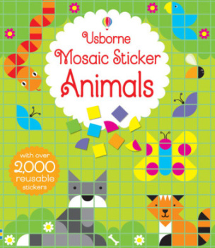 Mosaic Sticker Animals