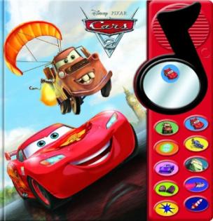 Cars 2, Spiegel-Liederbuch