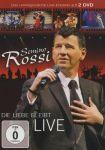 Semino Rossi/Die Liebe bleibt (Live) (2DVD)