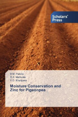 Moisture Conservation and Zinc for Pigeonpea
