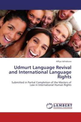 Udmurt Language Revival and International Language Rights