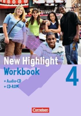 8. Schuljahr, Workbook m. Audio-CD u. CD-ROM