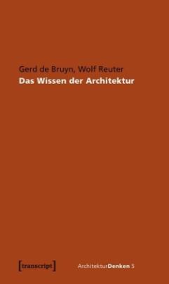 Das Wissen der Architektur