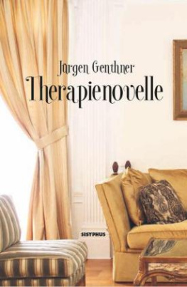Therapienovelle