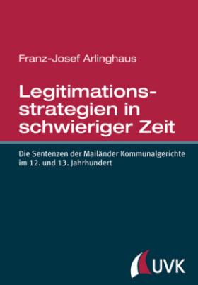 Legitimationsstrategien in schwieriger Zeit