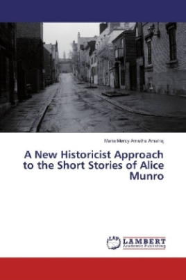 A New Historicist Approach to the Short Stories of Alice Munro