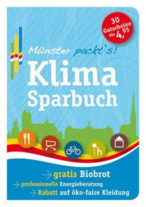 Münster packt's! Klimasparbuch