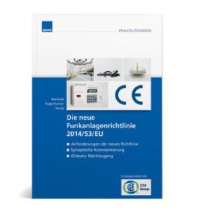 Die neue Funkanlagenrichtlinie 2014/53/EU