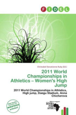 2011 World Championships in Athletics - Women's High Jump