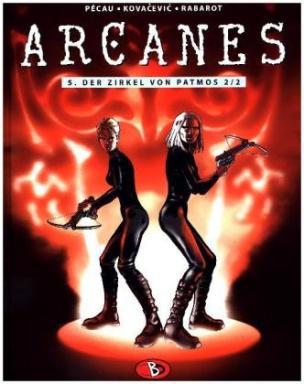 Arcanes - Der Zirkel von Patmos. Bd.2