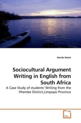 Sociocultural Argument Writing in English from South Africa