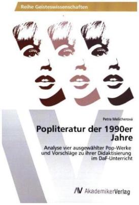 Popliteratur der 1990er Jahre