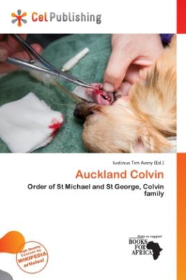 Auckland Colvin