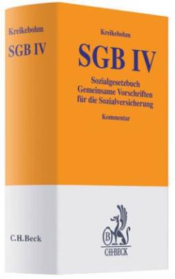 Sozialgesetzbuch (SGB IV), Gemeinsame Vorschriften für die Sozialversicherung, Kommentar