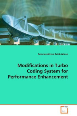 Modifications in Turbo Coding System for Performance  Enhancement