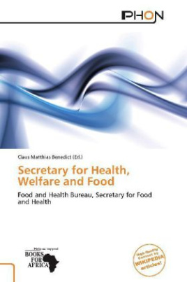 Secretary for Health, Welfare and Food