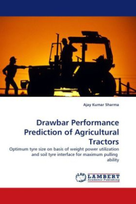 Drawbar Performance Prediction of Agricultural Tractors
