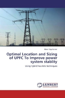 Optimal Location and Sizing of UPFC To Improve power system stablity