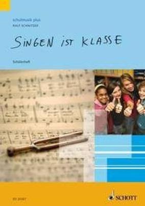 Singen ist klasse, Schülerheft