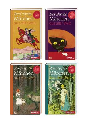 Berühmte Märchen aus aller Welt 1-4