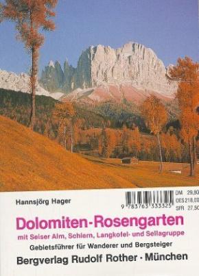 Dolomiten-Rosengarten