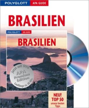 Brasilien, Buch u. DVD